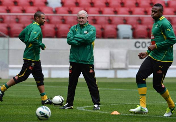 Igesund is aware of the importance of Saturday night's friendly against Algeria, due to the North African side's similarities to Morocco