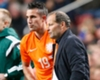 'RVP can escape his personal hell'