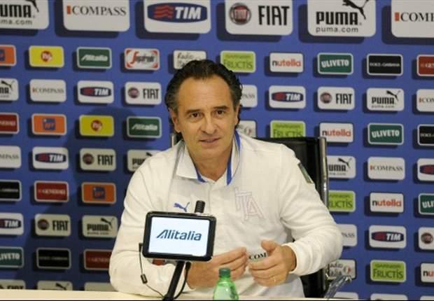 Il 2013 offrirà grandi sfide all'Italia di Prandelli: organizzata un'amichevole con il Brasile il 21 marzo a Ginevra