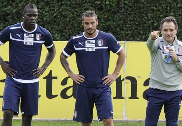 Italia Agendakan Uji Coba Lawan San Marino