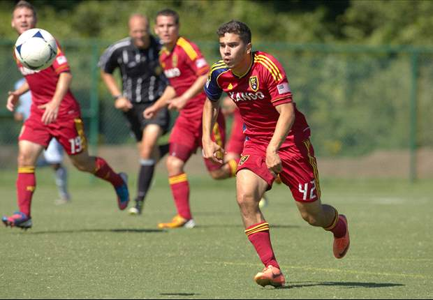 David Viana finds a home with Real Salt Lake