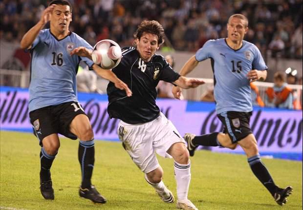 FIFA, Conmebol, Argentina y Uruguay comenzarán a tratar la organización del Mundial 2030