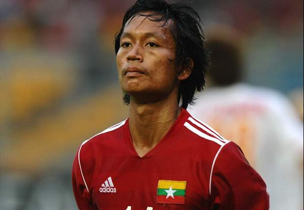 Zayar Win is the captain for the Burmese under-23 side.