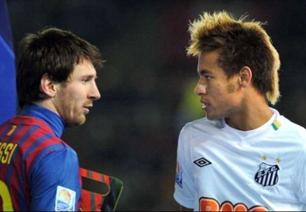 Messi and Neymar head Puskas Award nominees