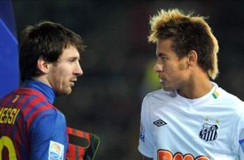 Neymar should go to Barcelona, says Santos coach