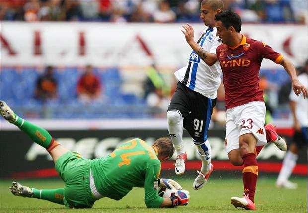 Der AS Rom tritt beim Merkel-Klub Genua an und will den Anschluss an die Tabellenspitze schaffen