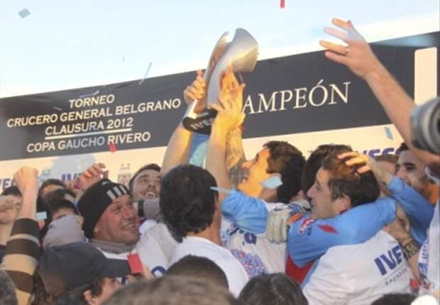 Todos los campeones de Latinoamerica del 2012