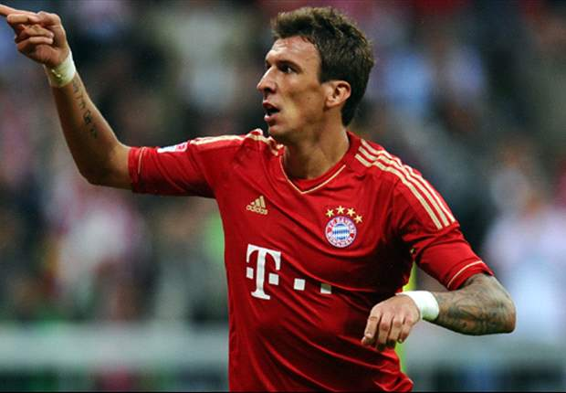 Stuttgart 0-2 Bayern Munich: Mandzukic & Muller restore 11-point advantage