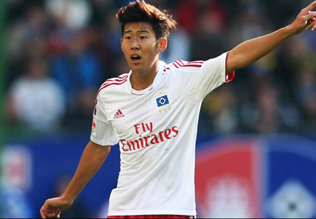 Son Heung-Min is set to leave Hamburg for Bayer Leverkusen