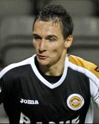 Zarko Tomasevic Player Profile