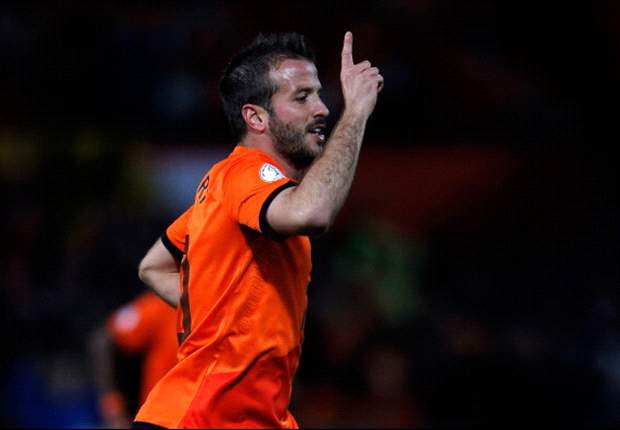 Van der Vaart: The match against Andorra was not a great evening of football