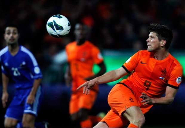 Huntelaar maakt jacht op Oranje-record