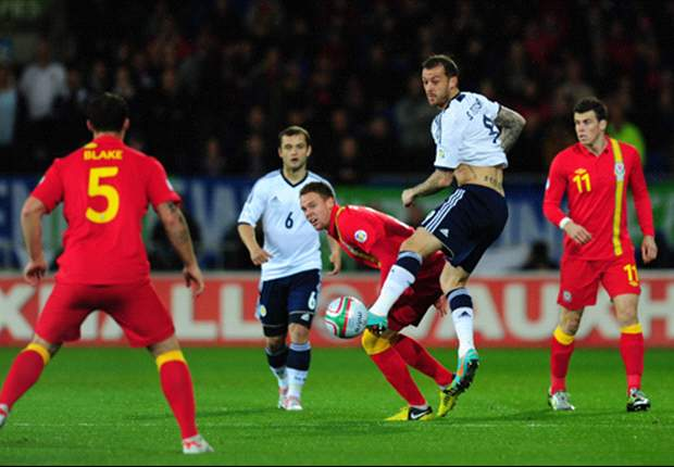 We always believed we could beat Scotland, claims Wales striker Morison