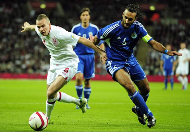 Cleverley hoping to keep place in England side for Poland clash