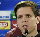 ARSENAL: Szczesny aims dig at Wenger