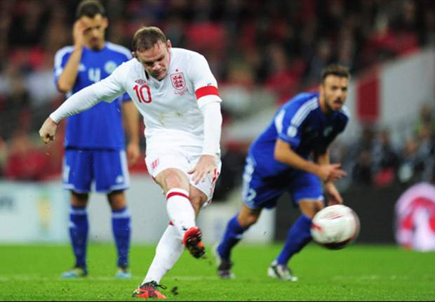 Rooney hoping he can become full-time England captain in the future