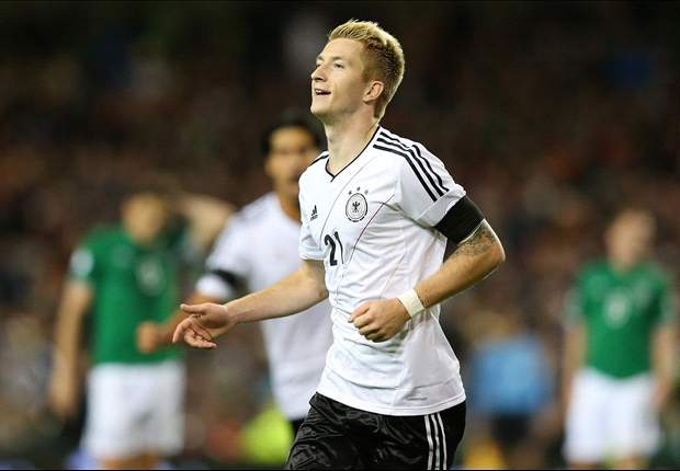 Germany have big plans, warns Reus
