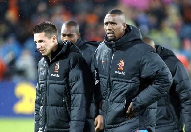 Douglas wil nog altijd met Oranje naar het WK