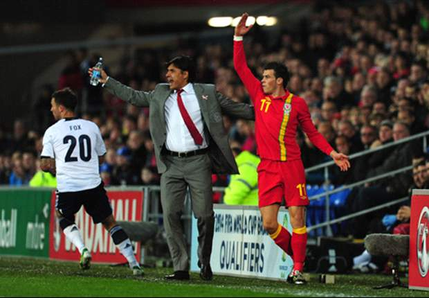Coleman praises Wales' fighting spirit