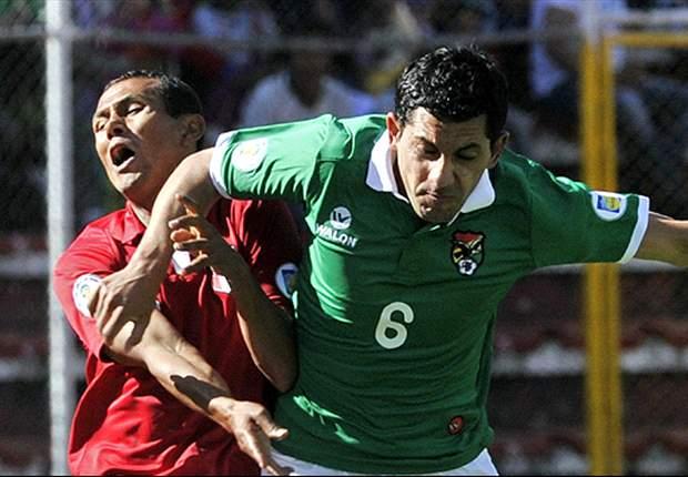 Bolivia 1-1 Perú: El empate deja a ambos muy lejos del Mundial