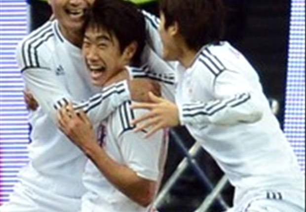 Shinji Kagawa plays down Japan's famous victory over France