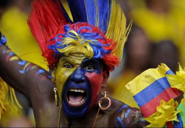 Postales de la eliminatoria sudamericana fecha 8