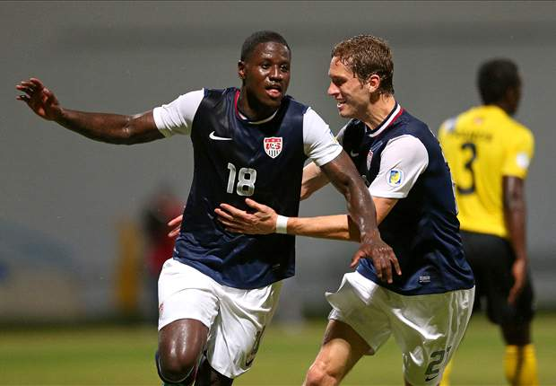 Antigua & Barbuda 1-2 USA: Eddie Johnson scores twice in return to national team