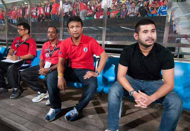 Fandi Ahmad lets loose on his players and the media