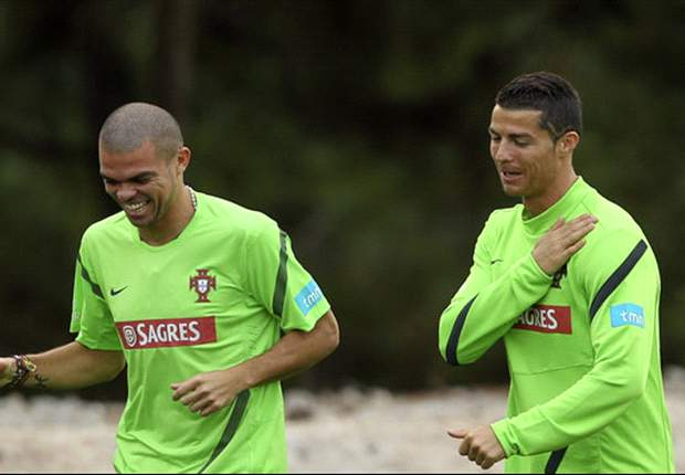 Pepe: Cristiano Ronaldo is an idol for many