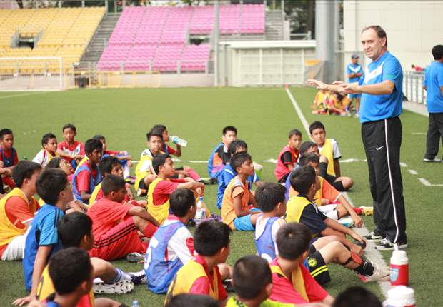 national football academy singapore charities