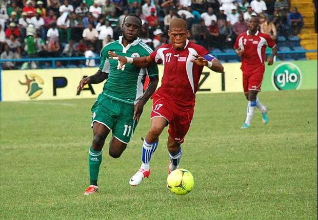 Nigeria 6-1 Liberia: The Super Eagles return to the Afcon in grand style