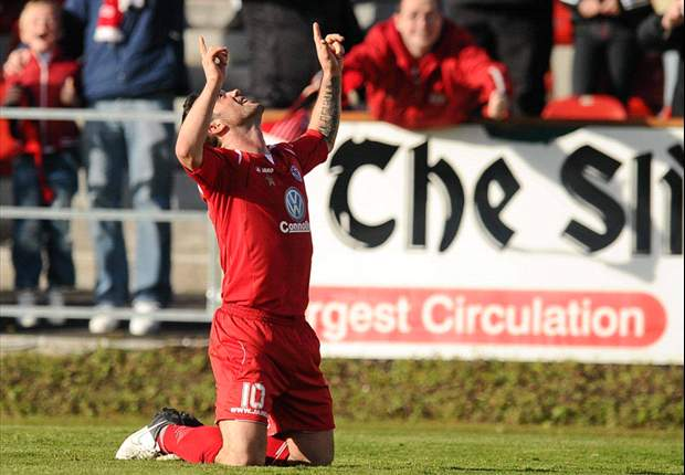 Peerless Sligo Rovers bring home League of Ireland title for first time in 35 years