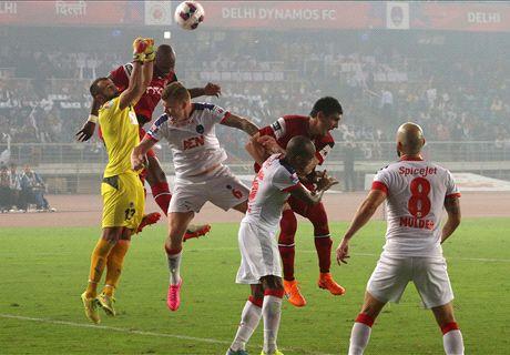 LIVE: NorthEast - Delhi Dynamos