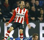 In Beeld: PSV overtuigend langs Wolfsburg