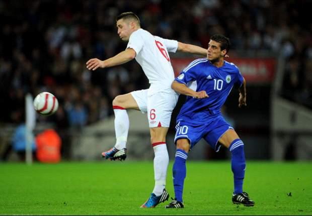 Danilo Rinaldi, un argentino en Wembley