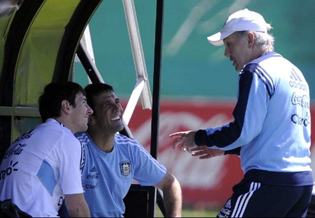 Sabella: Messi more than a footballer