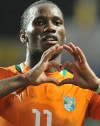 Top 10 African Players of 2012