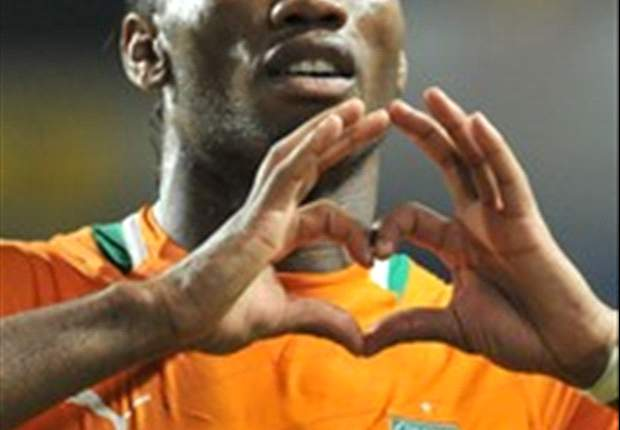 Senegal 0-2 Cote D'Ivoire: Didier Drogba's double hands the Elephants ticket to South Africa 2013