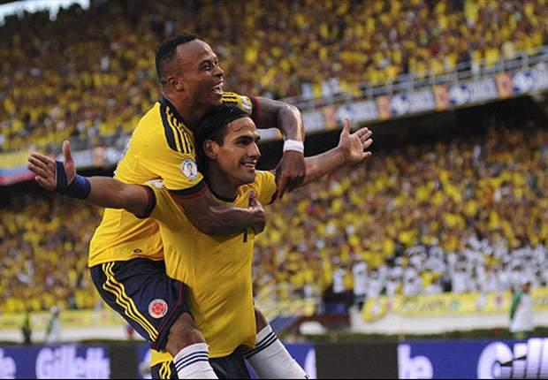 Convocados para enfrentar a Brasil