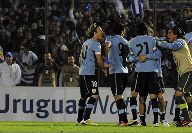 Uruguay jugaría un amistoso ante Inglaterra en el Centenario