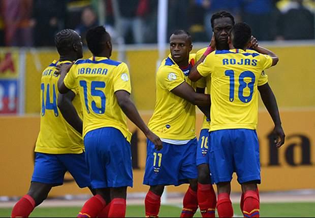 Los 22 convocados de Ecuador para el Sudamericano Sub-20