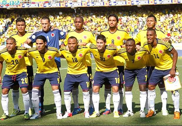 Primer examen del año para Colombia