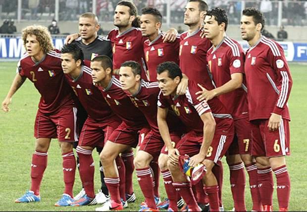 César González y Josef Martínez marcaron los goles de Venezuela
