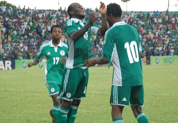 Keshi awed by big win over Liberia