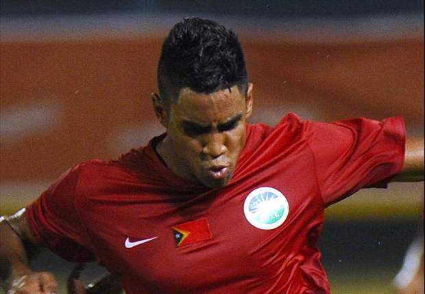 Diogo Rangel mencetak dua gol pada ISL 2012/13