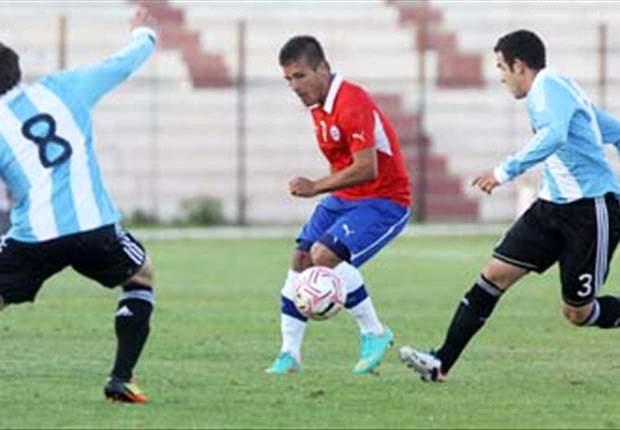 La selección sub 20 de Argentina se quedó con el título al vencer en la final a Chile