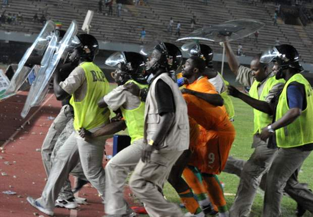 Senegal disqualified from 2013 Africa Cup of Nations