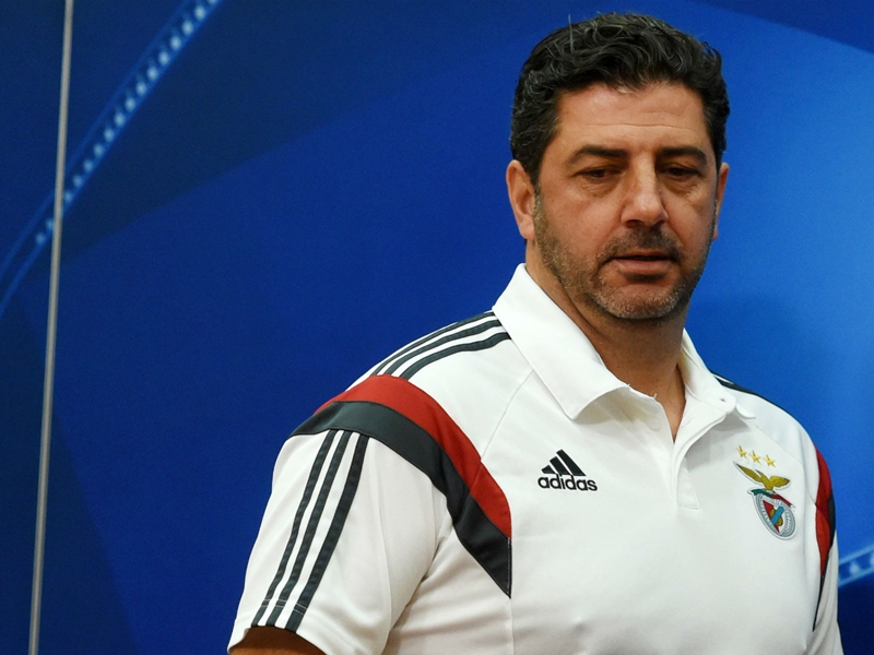 Benfica win a 'wonderful night' for Rui Vitoria