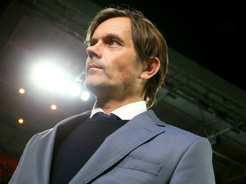 Cocu: Wolfsburg lacked ambition