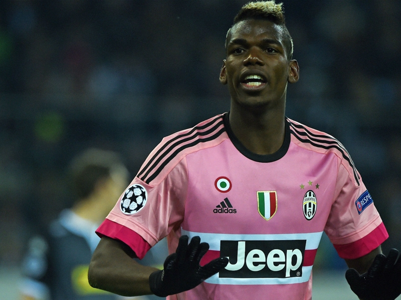 Pogba still has to improve - Allegri